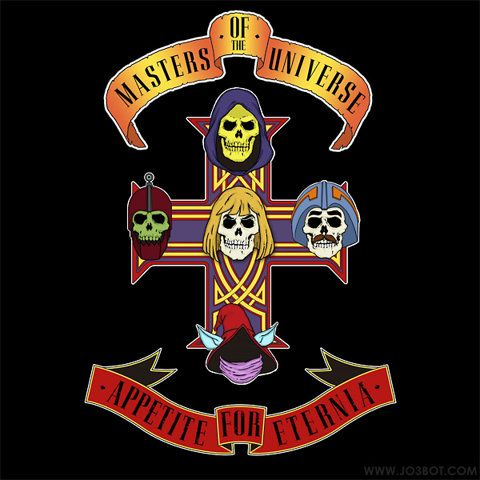 Yeah, Masters of the Universe are still Masters of the Universe | Kotzendes Einhorn