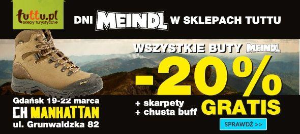 Dni marki Meindl w Tuttu!!!