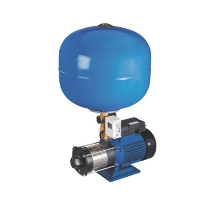 CRI Pressure Booster Pump MHBS-5/06M helps in maintaining identical pressure of water in all outlets, Power Rating 1.5 HP and 1.1 KW, Flow Range up to 200 LPM, Tank (L): 24, Head Range- 20.5-49.5 Meter, Packaging Unit-1, Warranty- As per manufacturer's warranty policy.
