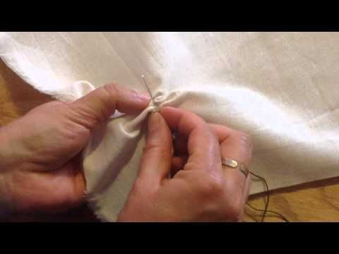 Sashiko Tablerunners with Shippo Design - YouTube
