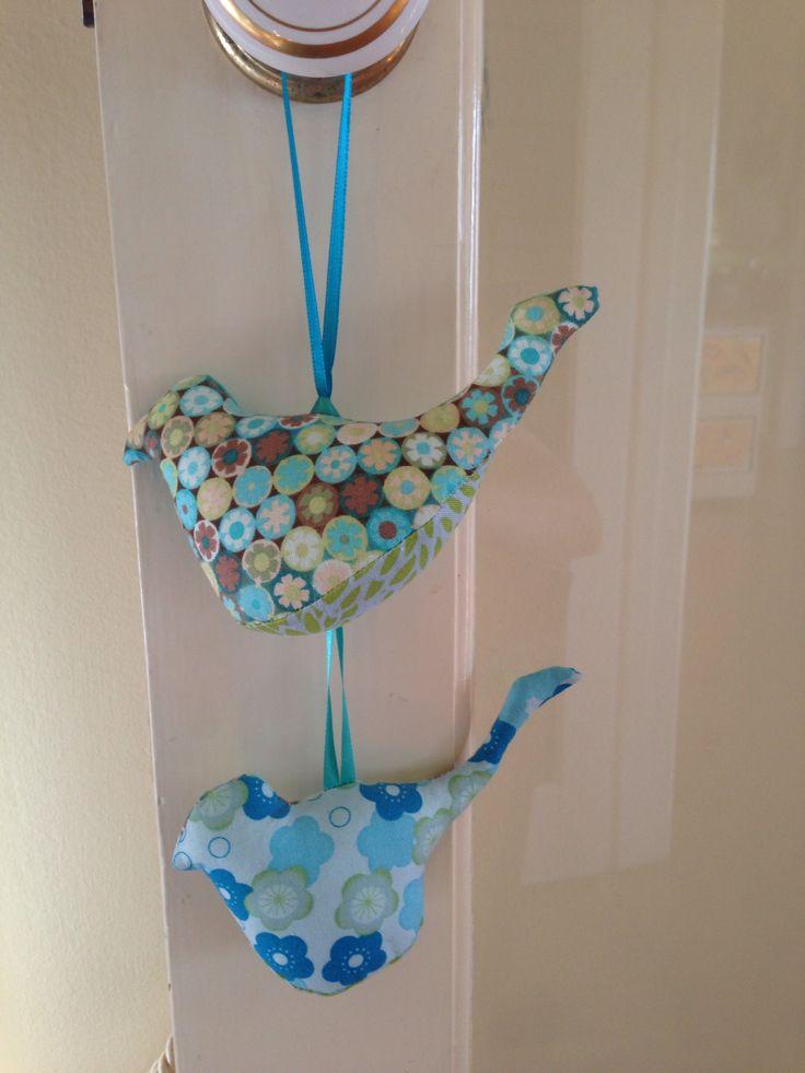 Bird tassels
