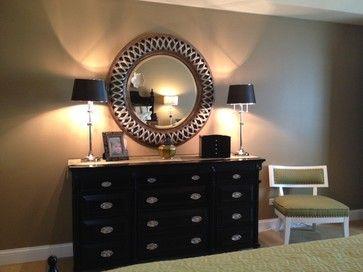 mirror to go over dresser in the guest bedroom.
