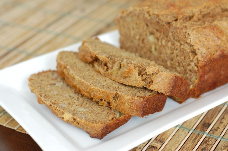 Recipe: Whole-Wheat Banana Bread