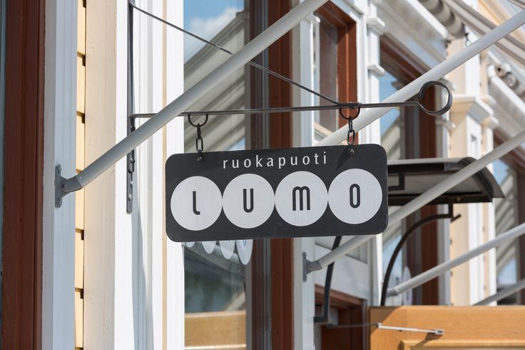 Ruokapuoti Lumo, Rauma. Työ Rauman kaupungin matkailutoimistolle. Kuva Kim Ekman. @ekmankim #pieniideapuoti #rauma #vanharauma
