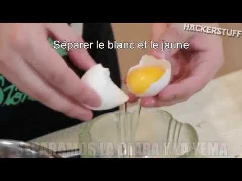 Comment faire un œuf dur géant pour surprendre vos invités