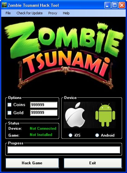 [Cheats] Zombie Tsunami Hack Tool No Survey