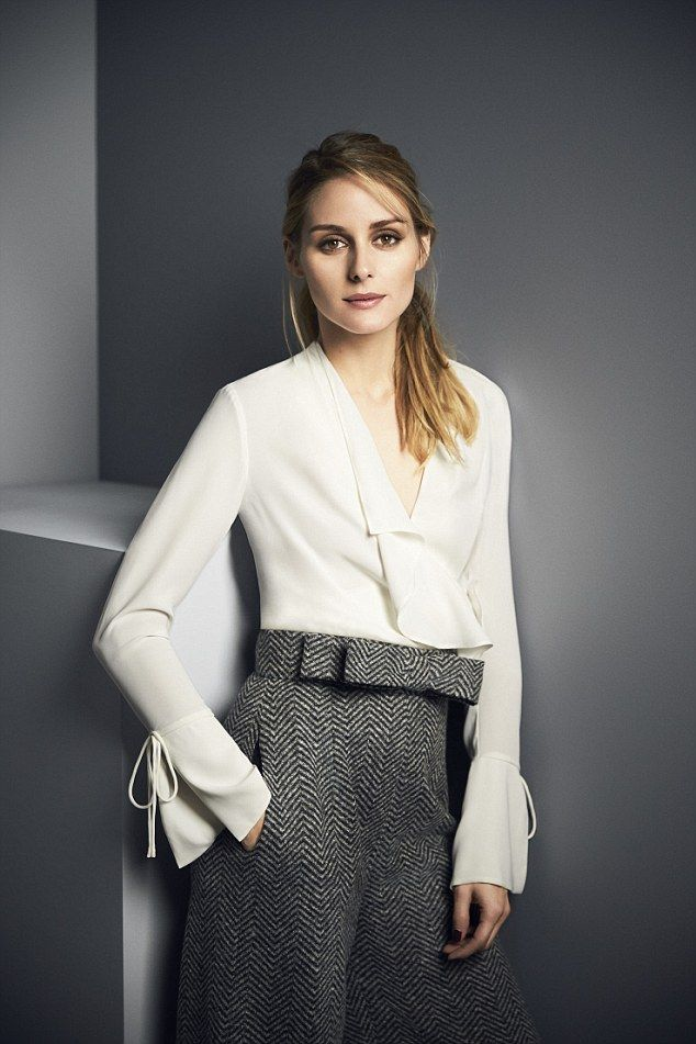 The Olivia Palermo Lookbook : Olivia Palermo Coast's AW16 Campaign