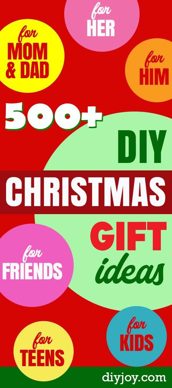 Best DIY Christmas Gifts | DIY Joy | Pinterest | Diy christmas gifts ...