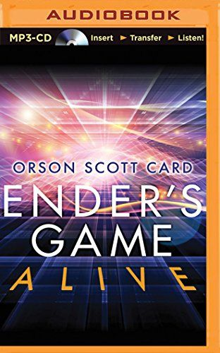 Ender's Game Alive: The Full-Cast Audioplay by Orson Scott Card