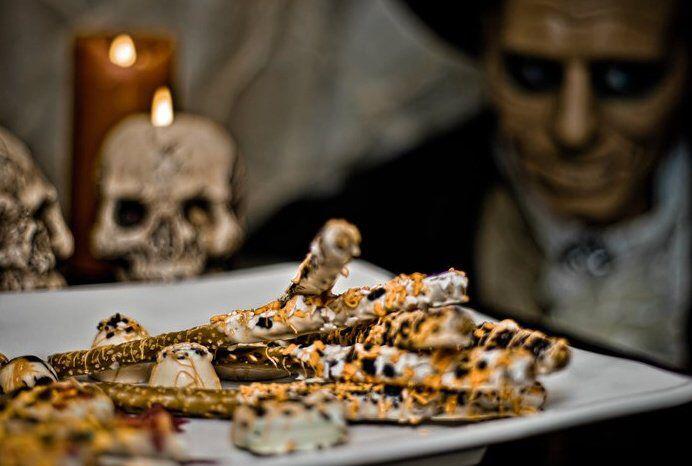 #Halloween Collection  #shocolaate