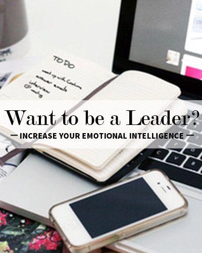 Building Leadership Skills through Emotional Intelligence