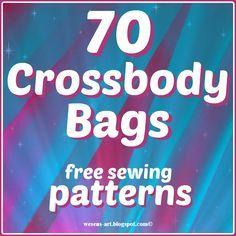 CrossbodyBags wesens-art.blogspot.com
