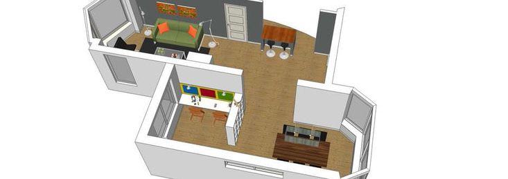 www.sketchupcursus.nl - SketchUp 3D, overtuig ook je opdrachtgever met een goede 3D tekening!