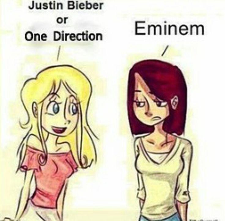 Who is your favorite singer ?  Always Eminem ❤