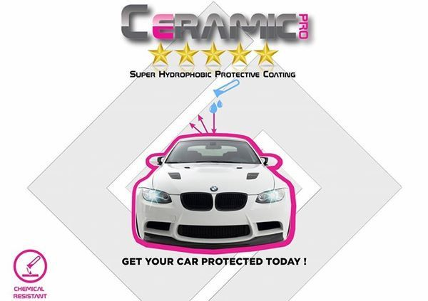 Protect Your Car With Ceramicpro World S Best Ceramic Coating Lucknow Ceramic Coating Car Ceramics