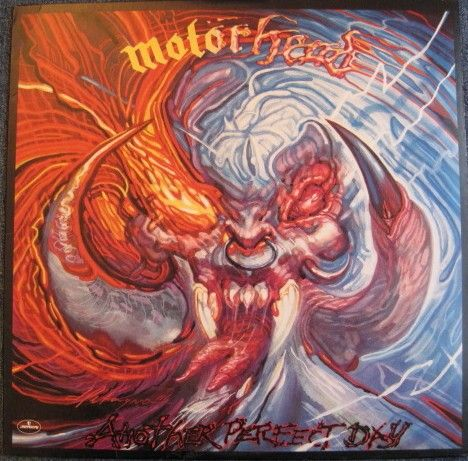 MOTORHEAD Another Perfect Day lp 1983 Original Vinyl Record Album. $14.00, via Etsy.