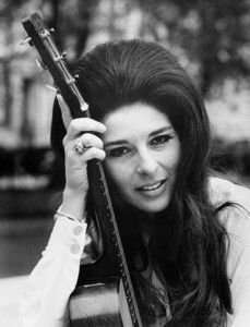Bobbie Gentry - amazing singer from the Sixties who sang about Billy Jo McAllister throwing something off the Talahachie bridge