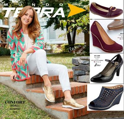 catalogo terra 2016 confort otoño invierno. Zapatos de Moda para Damas