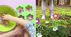 Bombes de semences sauvages : Un projet adorable à faire avec les enfants!