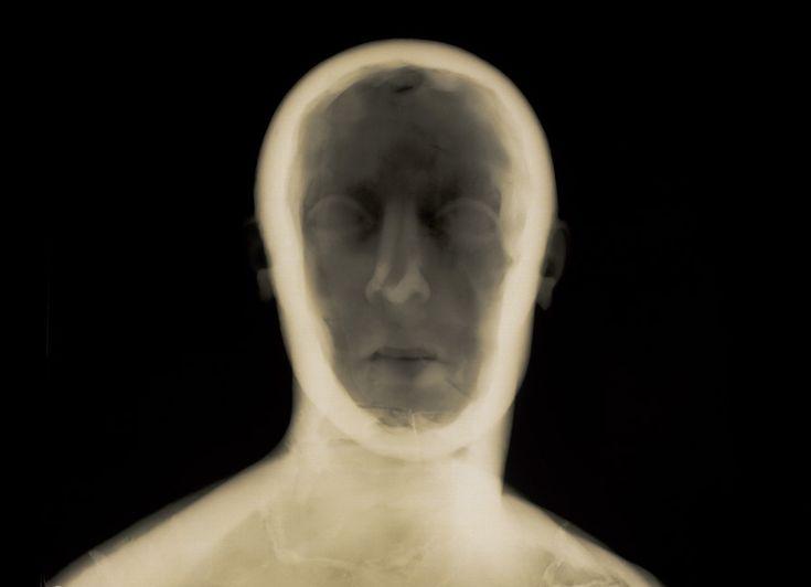 Radiographies de pièces de musées  musee rayonx histoire 04 photographie histoire art