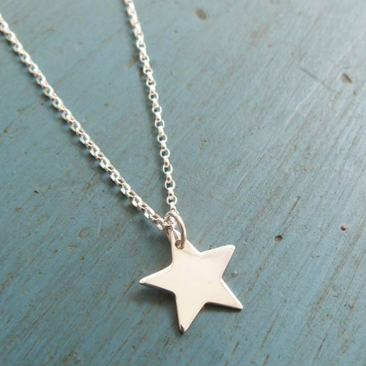 Hot Newest style  fashion jewelry accessories gold plated  Simple star necklace for couple lovers'  N132