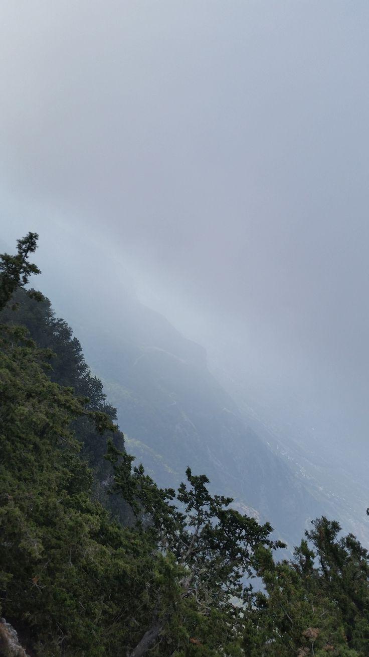 Muhteşem Beşparmak  Dağları...