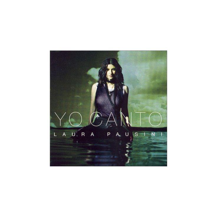 Laura Pausini - Yo Canto (CD)