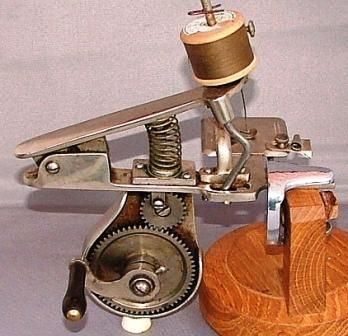 Beckwith Improved or MKII circa 1872