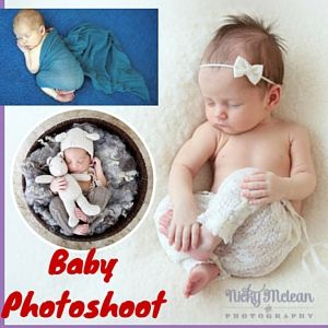 A Successful Baby Photoshoot