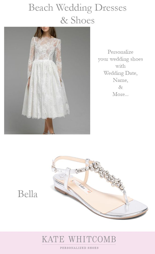 Stunning Flat Bridal Sandals For Comfort And Sparkle On Your