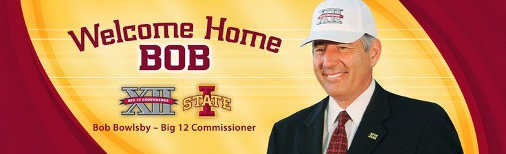 Repin this photo of the newest Cyclone billboard welcoming home Big 12 Commissioner Bob Bowlsby for your chance to win a pair of season football tickets!     Learn more about the contest here: http://www.cyclones.com/ViewArticle.dbml?DB_LANG=C=205529487_OEM_ID=10700