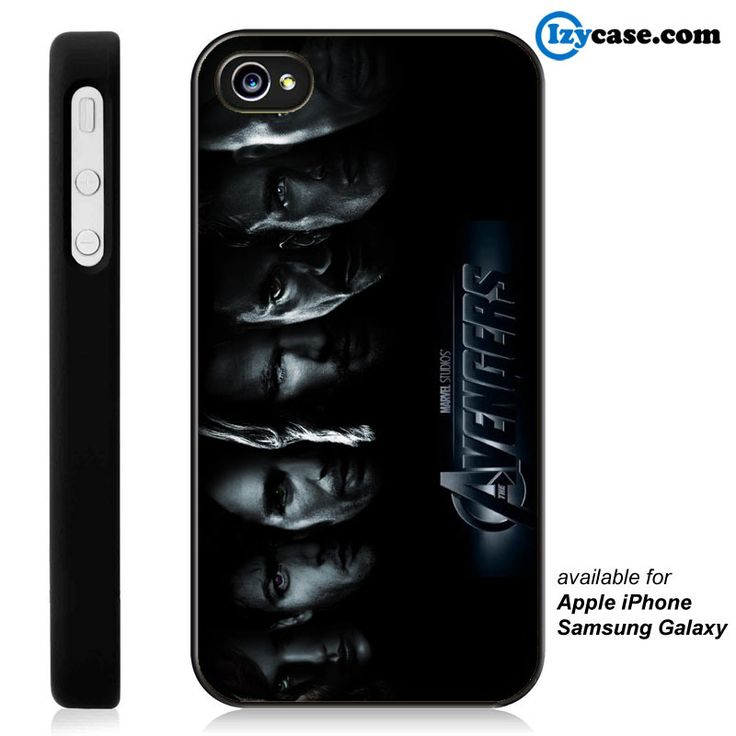 The Avengers Personil Face Phone Case | Apple iPhone 4/4s 5/5s 5c 6 6 Plus Samsung Galaxy S3 S4 S5 S6 S6 Edge Hard Case