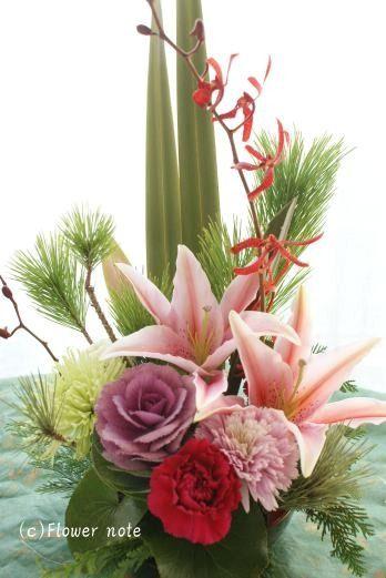 新しい出会いが沢山あった2009年。 スタイリングレッスンに通いはじめ お花のお教室も、小さいながらも新しい 展開をはじめました。 ・ ・ ・…
