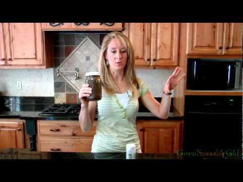 Why Green Smoothies are the best way to lose weight. She has wonderful videos!!!
