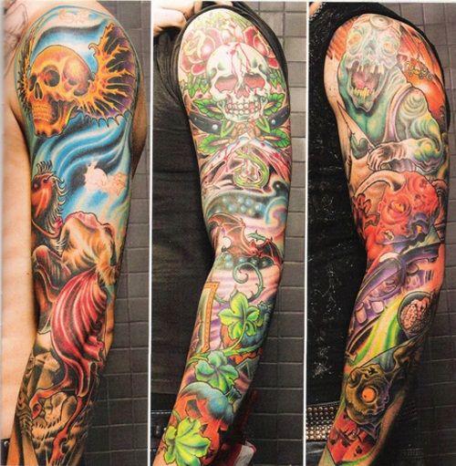 Avenged Sevenfold. Tattoos. Rev. Zacky Vengeance. Synyster Gates.