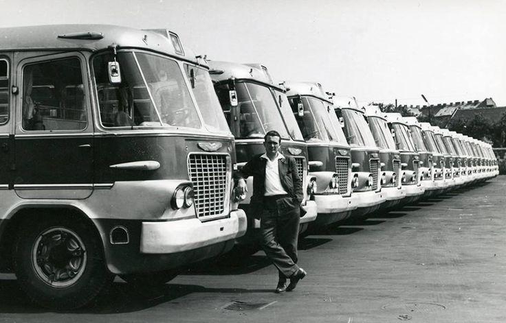 Hungary - Budapest - Ikarus bus
