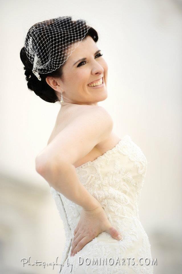 Getting Ready Wedding Photography Inspiration Bridal Portrait Idea Natural