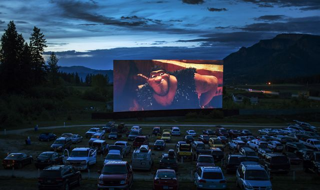 My absolute favourite thing to do in Enderby! Starlight Drive in! I still believe we can make this happen at SOAR!