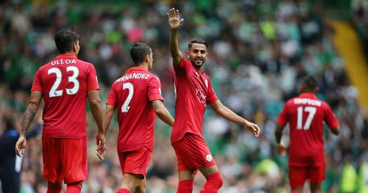 Celtic - Leicester City 1-1 (5-6) Highlights  Champions Cup 23-07-2016