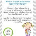 This is a writing unit to teach the second grade Common Core standard for Opinion Piece writing. It uses a book review and recommendation format. T...