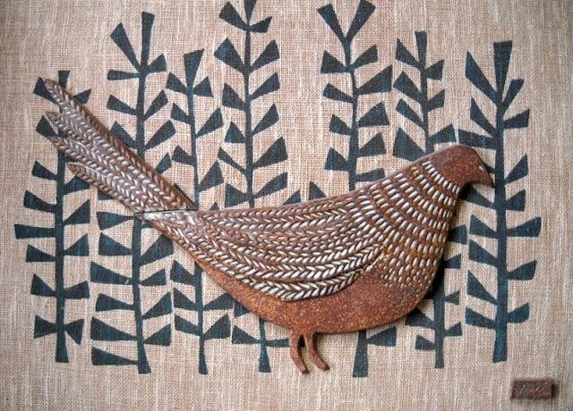 lovely | Ceramicist - Raul Coronel: Wall Art, Ceramics Ii, Midcenturia, Coronel Ceramics, Coronel Beautiful Ceramics, Art Design, Ceramics Birds Design, Raul Coronel, Art Glasses