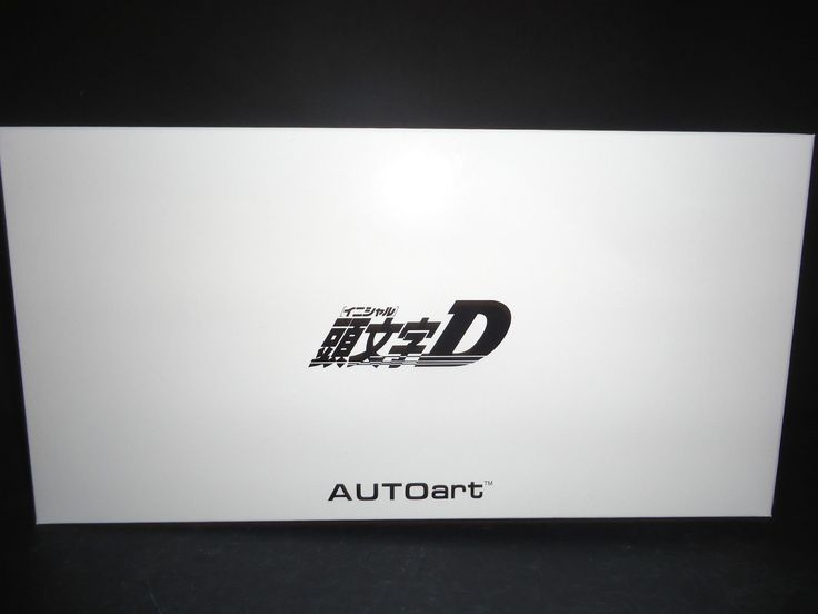 Nice Awesome Autoart Toyota Trueno Sprinter AE86 Corolla 1986 Initial D Project D Ver. 1/18 2017 2018