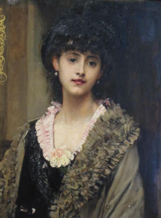 Paul BAUDRY - Parisina 1880 Paul Baudry 1828-1886 France