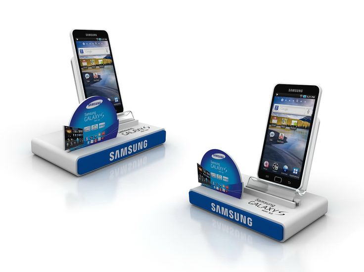 Professional for the acrylic display stand,LED signage,POP display: SAMSUNG CELL PHONE DISPLAY STAND