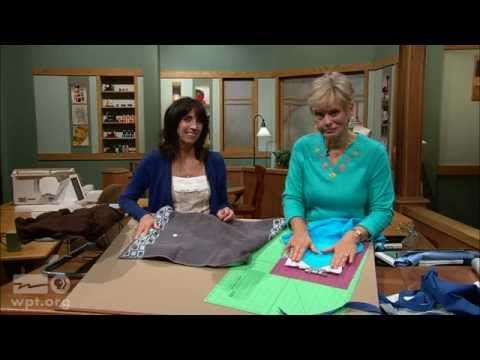 Machine Embroidery in 6 Easy Lessons (Part 2 of 2) - SEWING WITH NANCY - YouTube