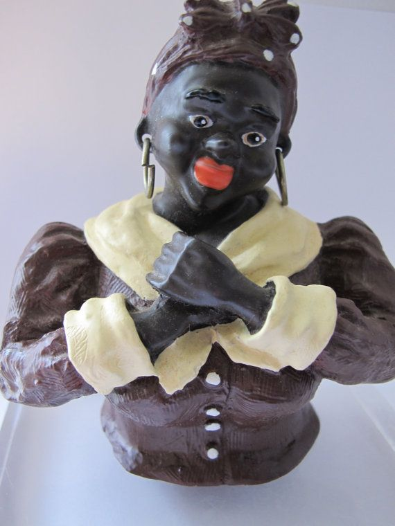 MOMMA LOVES YOU Vintage Black Aunt Jemima