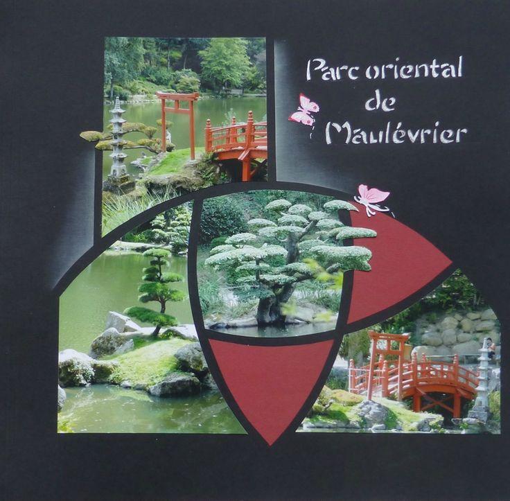 Un jardin zen�.