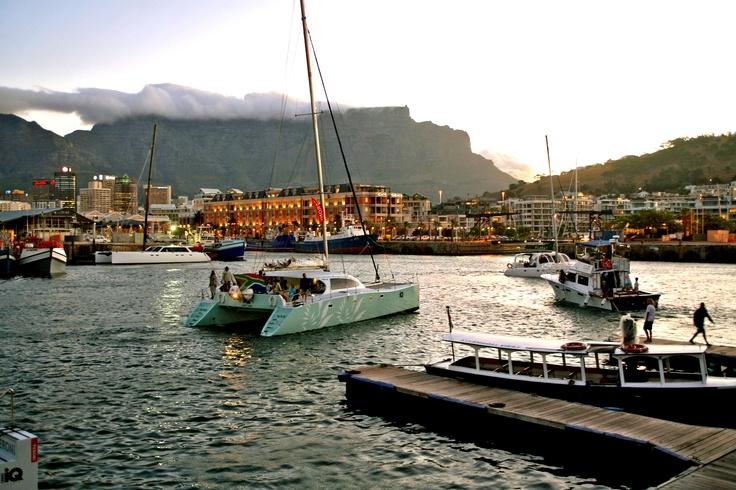 Cape Town - porto