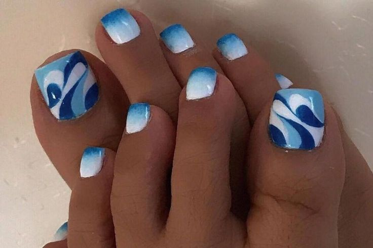 43 Perfect Fall Toenail Design Ideas to Complete Your Style