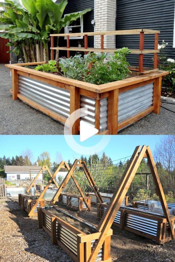 Pin Auf Gartenprojekte